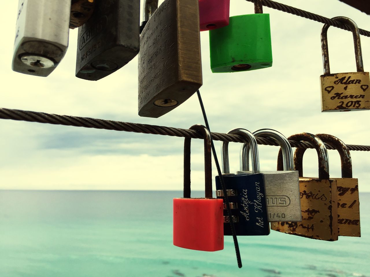 Locks Promises  Lockset Authentic Moments Authentic Moment Love