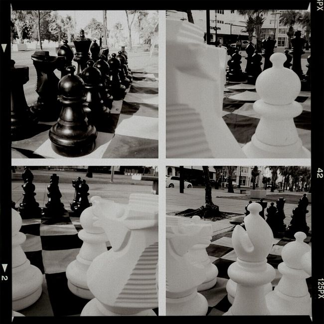 From My Point Of View Giant Chess Condado, PR San Juan PR