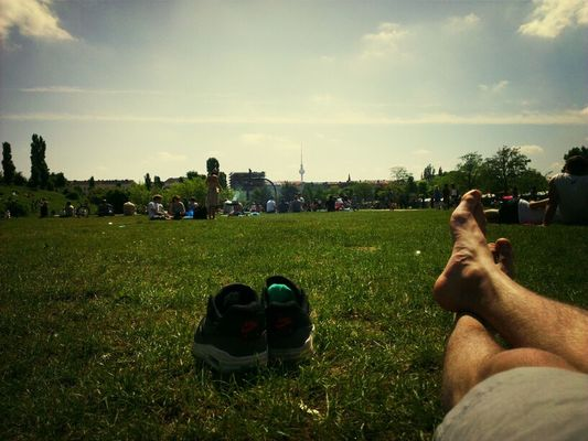 Sunday realness at Mauerpark by Hany Rizk