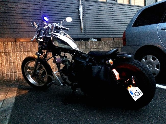 Moterbike Motercycle Honda Magna50 マグナ50