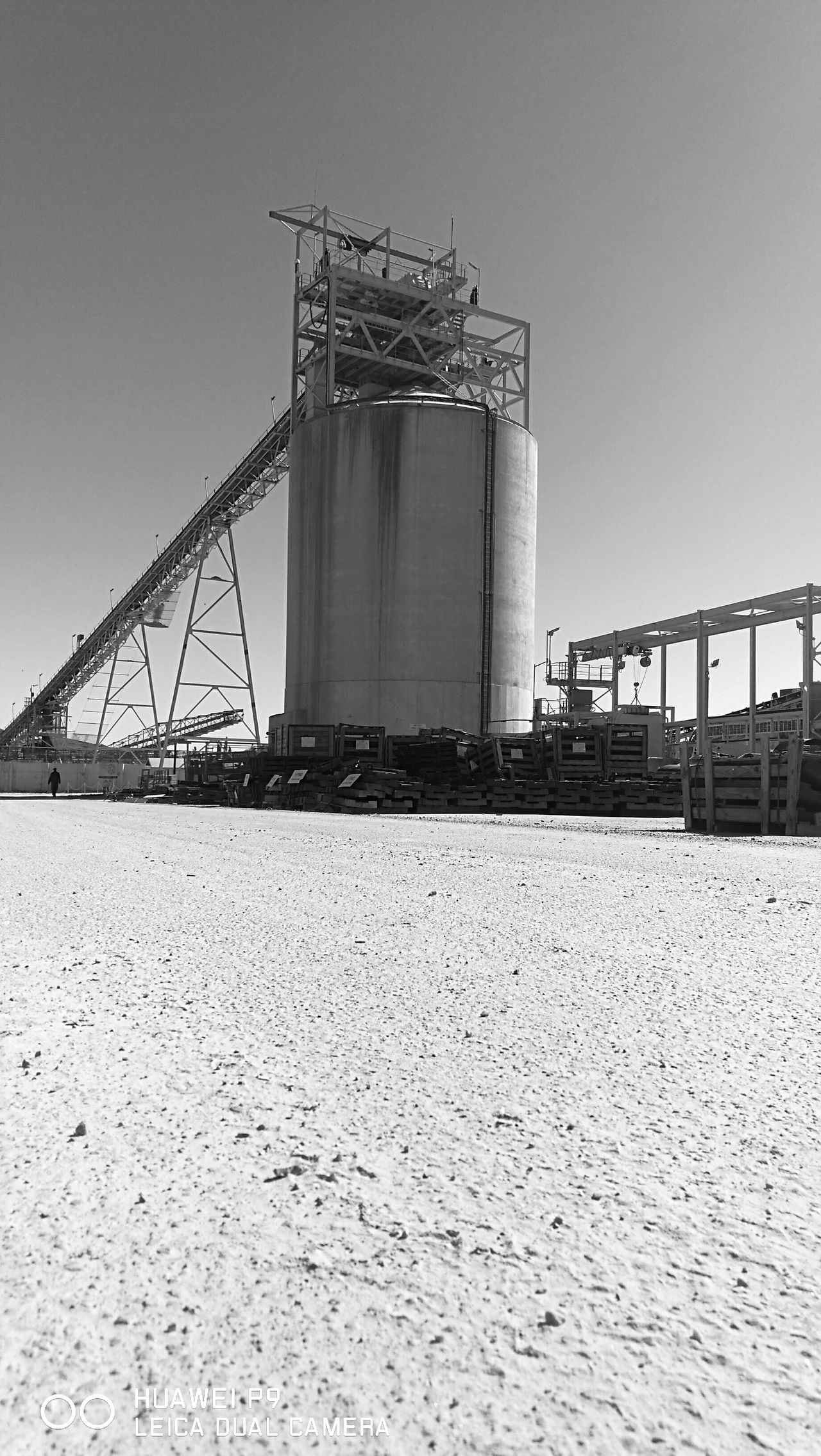 Silo Mining Industry Gold