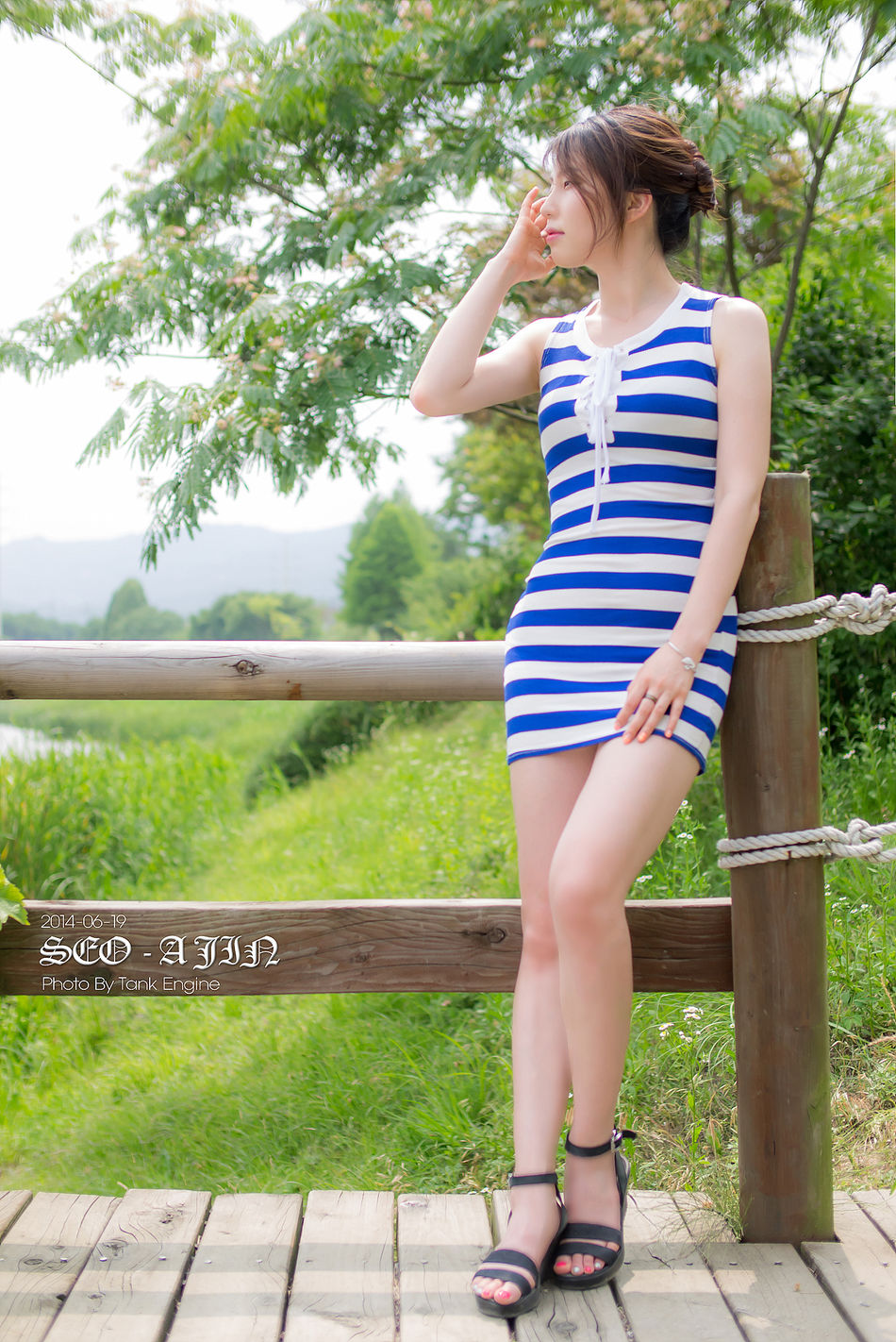Portrait Model Seo-a Beauti!