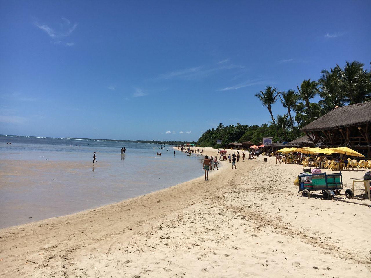 Beach Beauty In Nature Brazil Sea