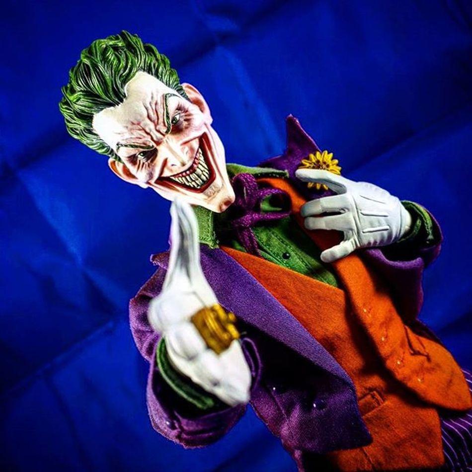 Joker Joker Thejoker Sideshowcollectibles Jokerhere Clownprinceofcrime Batman Dccomics Toys Toyphotography Toypizza Toysarehellasick Toycollector Toycommunity Toycollection Thefigureverse Ata_dreadnoughts Toyslagram Toyunion