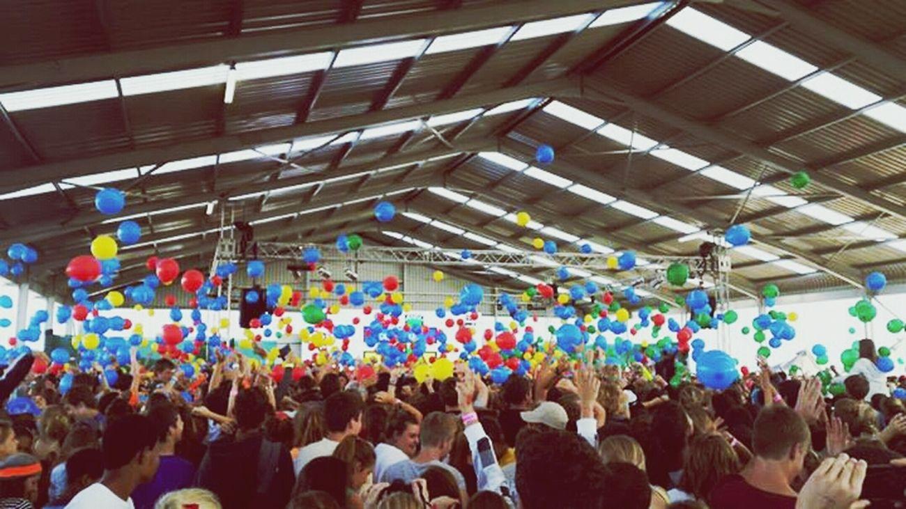 Imagine2014 Balloon Fun