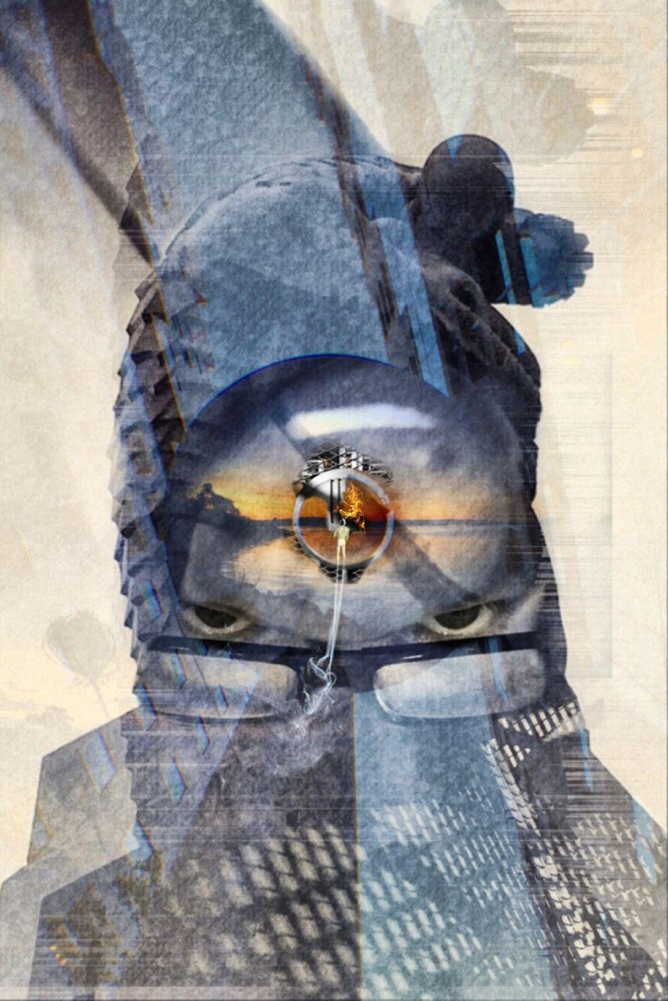 Azul NEM Self We Are Juxt TheMinimals (less Edit Juxt Photography) Surrealism