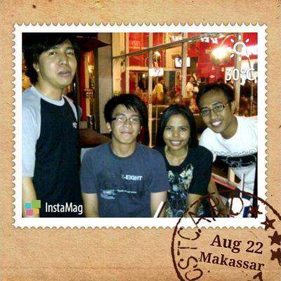 Bestiee Sahabatlama Beloved Friend Kangen Latepost Lategram Happy Dinner Meetup KFC Ratulangi Makassar