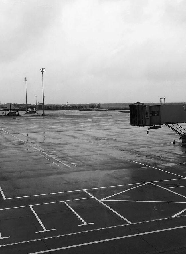 At The Airport in Munich AirportMunich München Flughafen München. MUC MUC Blackandwhite Black & White Airport Airportphotography