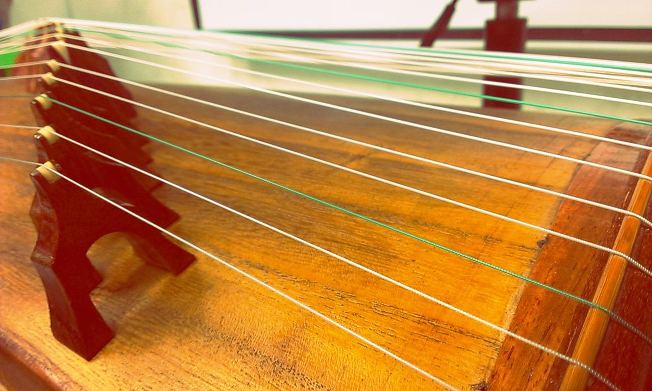 Chinese Music Instruments Guzheng