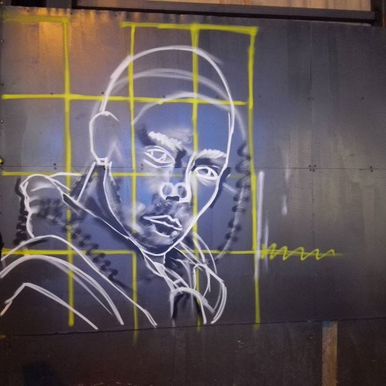 art, graffiti, creativity, art and craft, wall - building feature, built structure, human representation, building exterior, architecture, bicycle, auto post production filter, street art, wall, indoors, no people, day, metal, animal representation, yellow
