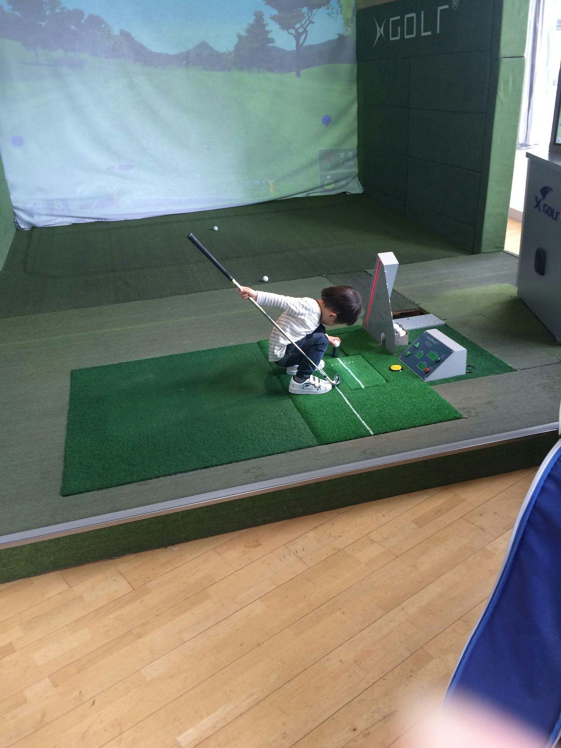 Golf Hanging Out Enjoying Life Relaxing