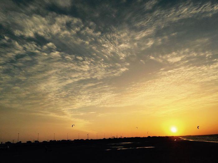 Nature Robin Robinsingh Sadiyat Beach Sadiyatisland Sunset Tranquility United Arab Emirates United Arba