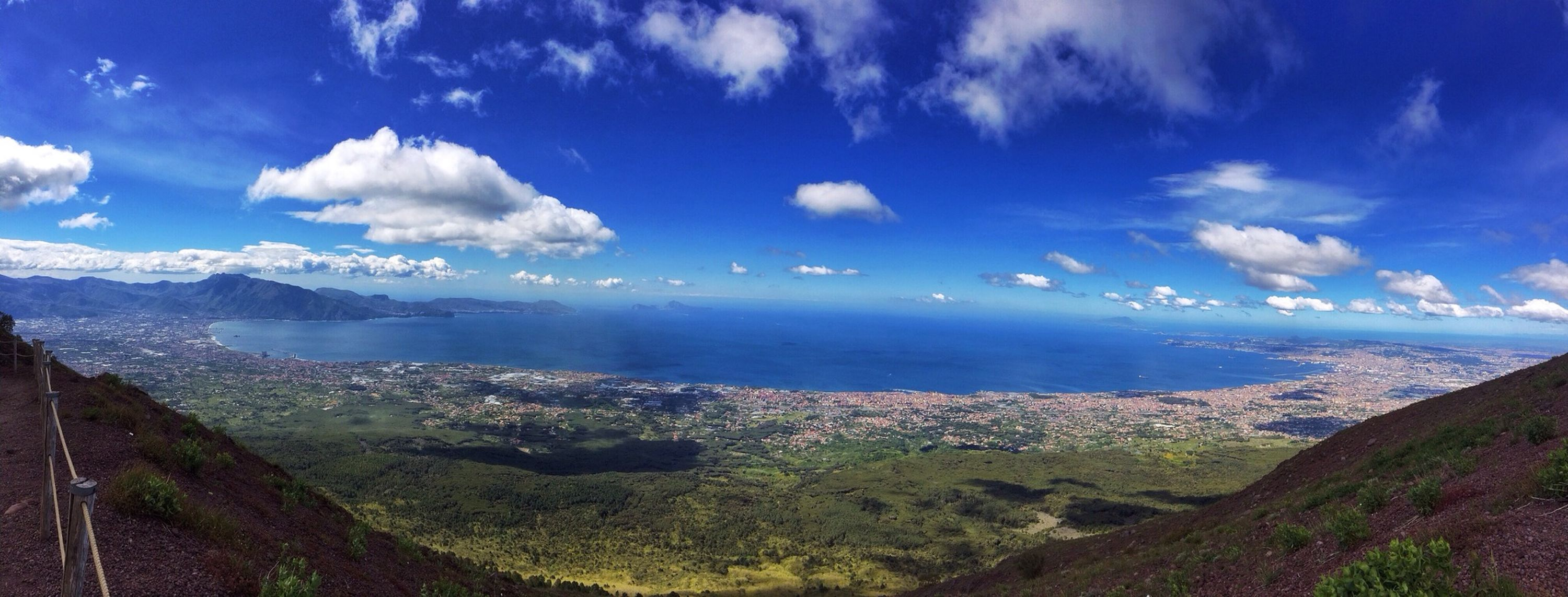 From the Vesuvius' summit Landscape Travelling Eye4photography  Landscape_Collection