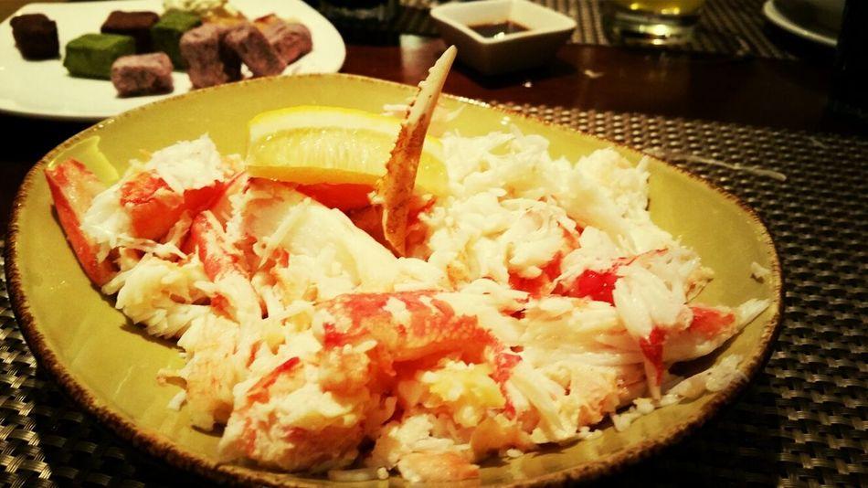 My Crab cake:)