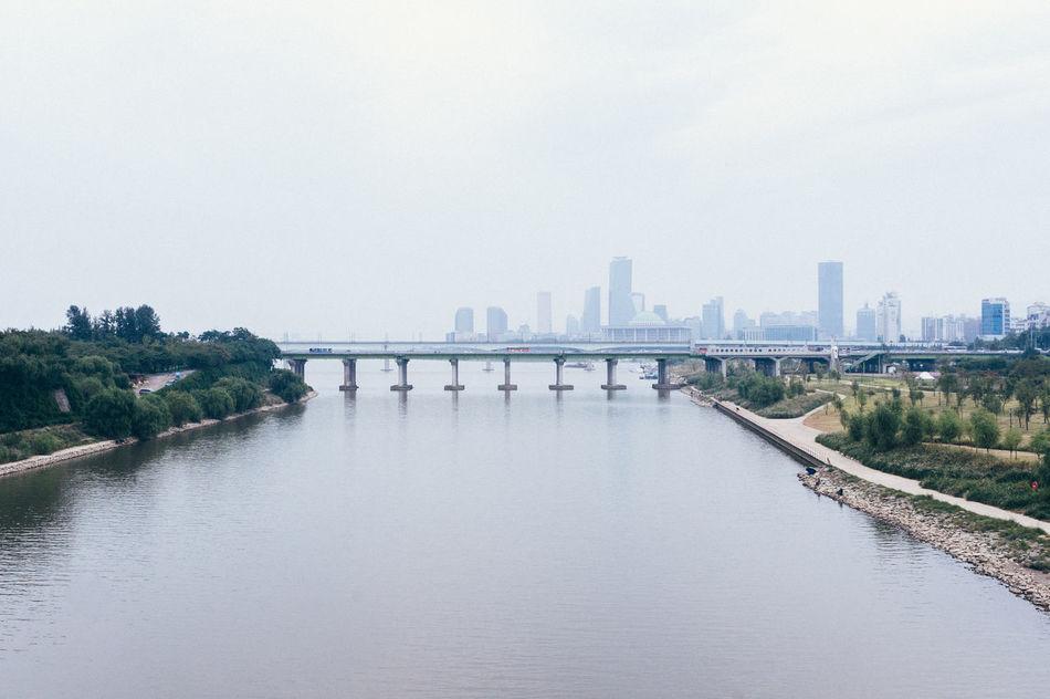 Beautiful stock photos of river, Architecture, Bridge, Building Exterior, City