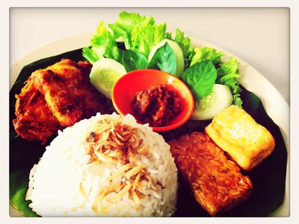 Food Sukabumi Cafe À La Carte Nasi Liwet