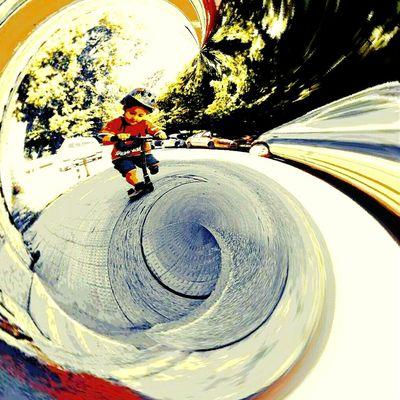 Rollinrollinrollin Scooter Kid Ridehard Tinyfx
