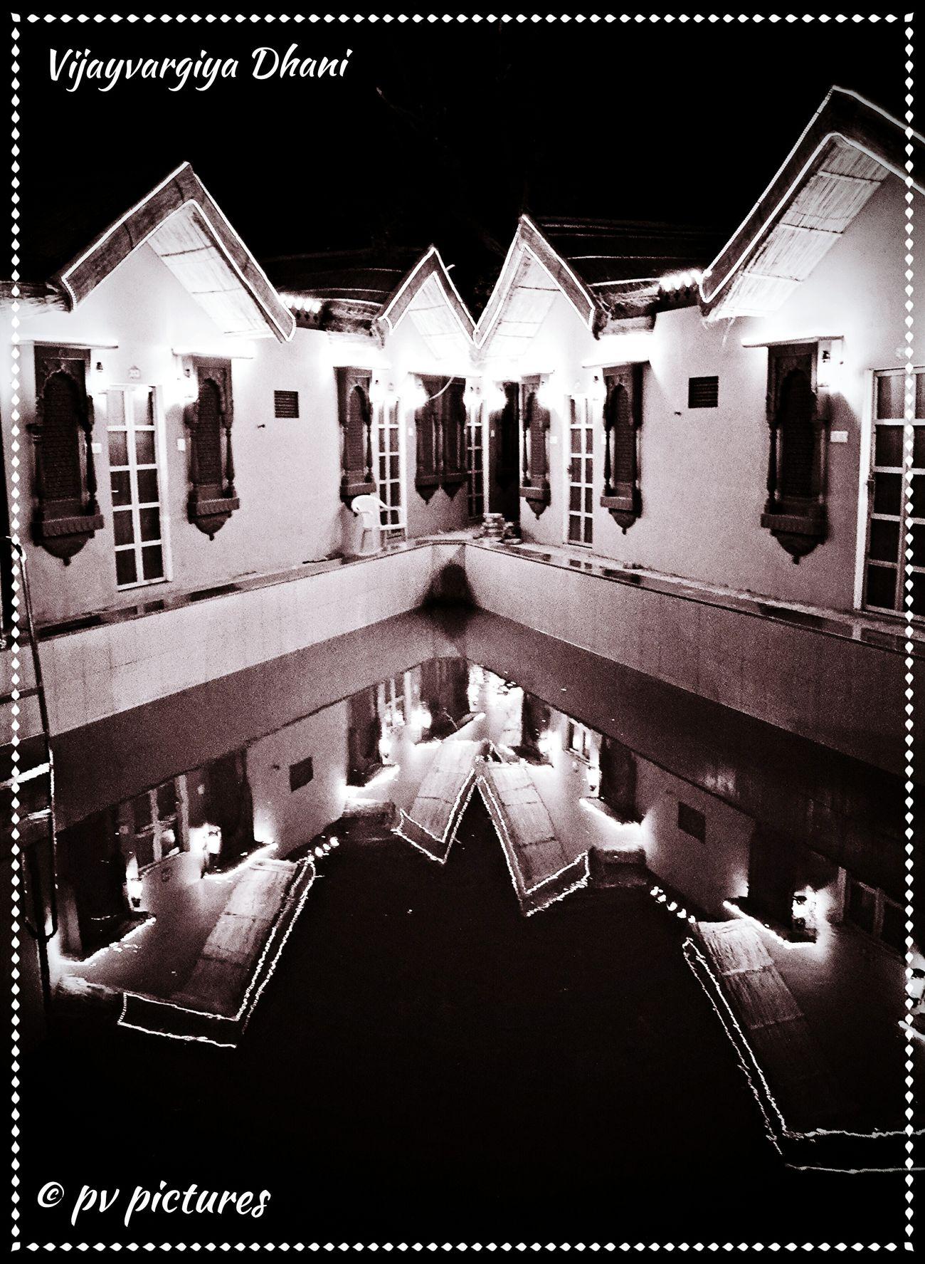 Picspv Bikaner Hotel Water Reflections Nikon D5100  Photography Resort