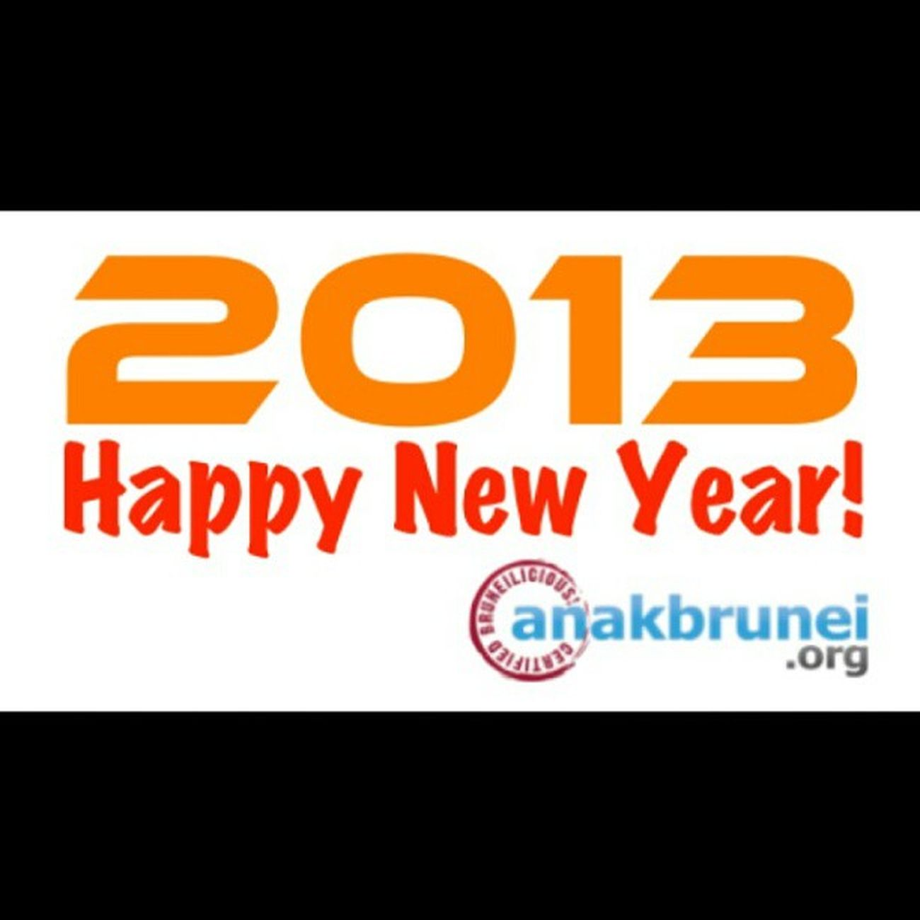 Here's wishing everyone a happy and prosperous year ahead! HNY2013 Brunei InstaBruDroid Andrography
