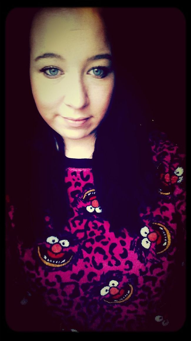 lazy day for me Am Such An Animal:P