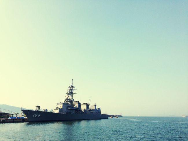 護衛艦さみだれ Photo Ship