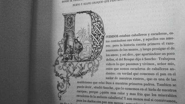 Enamorada Capital Letter Old School Grafic Design Tipography Tipografia Litography Litografia Ilustracion Capitalinicial Instituto Caro Y Cuervo