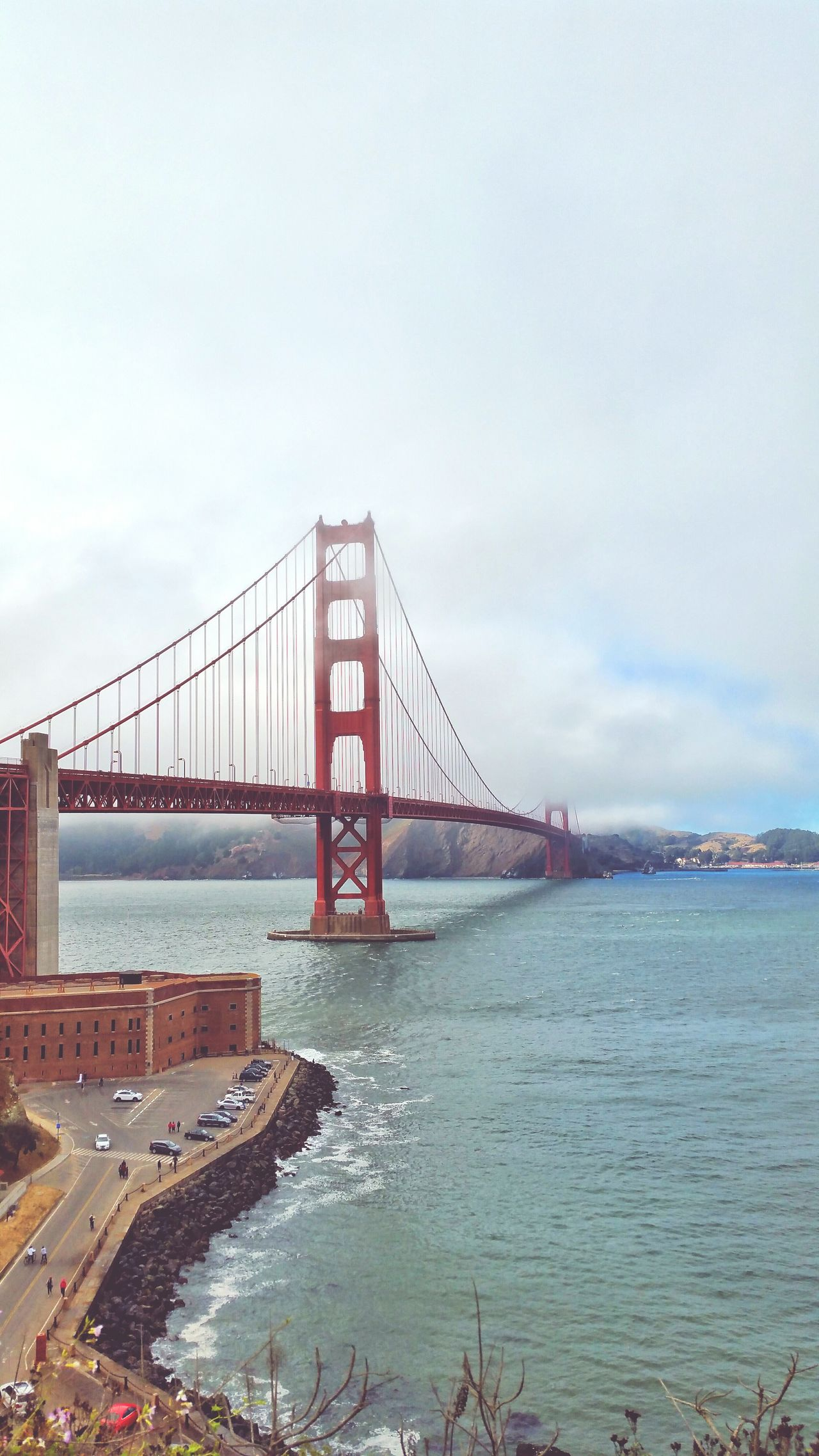 Beautiful stock photos of san francisco, Architecture, Bay Of Water, Bridge - Man Made Structure, Built Structure