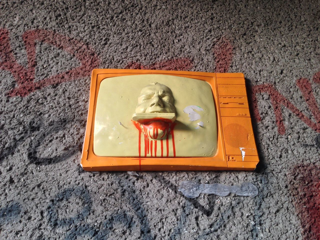 Beautiful stock photos of television, Antique, Art And Craft, Berlin, Bizarre