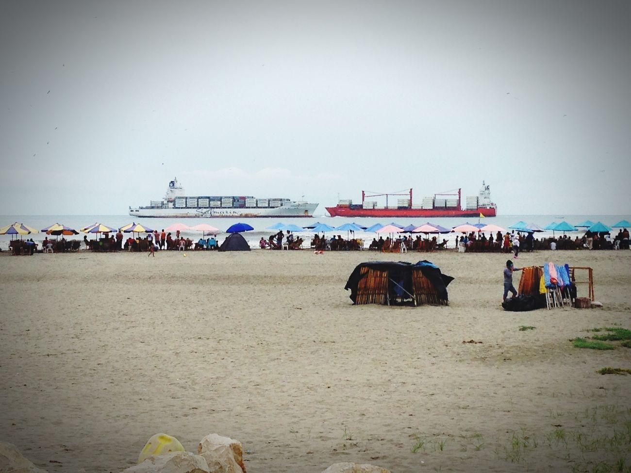 El encuentro... Beachtrip FamilyTime Boats Vessels