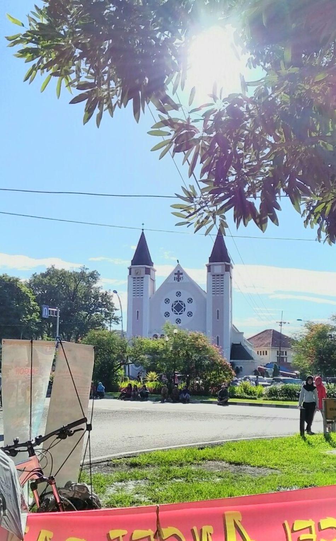 Gereja Ijen Malang