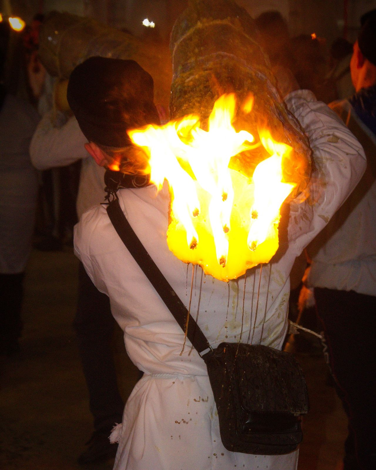 S.agata Devotion Girl Candle Bigcandle Sicily Catania Italia Devotitutti
