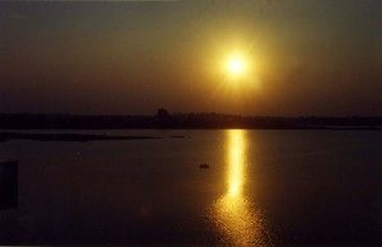 reflection, sunset, sun, water, scenics, beauty in nature, nature, tranquility, tranquil scene, sky, no people, outdoors, sea, day
