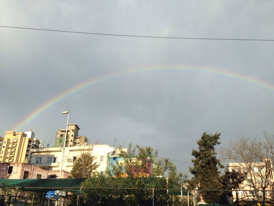Chasing the Rainbow. Rainbow Spotting Nofilternoedit