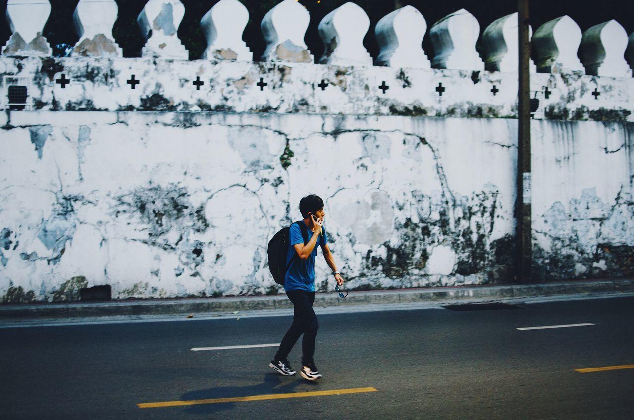 Bangkok streets. Taken with Zenit ET film camera. Bangkok Streets By ArtCam Open Edit Street Popular Photos EyeEm Best Shots Bangkok Thailand Urban Exploring RePicture Travel Small And Swift