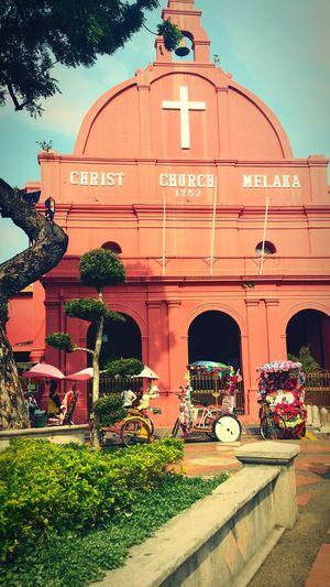Malaccaheritagecity Malacca,malaysia Malacca History Place