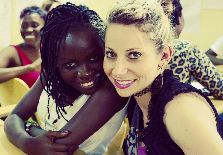 EyeEm Diversity Africa African Beauty AfricanStyle African Embracing Love Togetherness Looking At Camera Unity Peace Females People Headshot World Photography World Peace No Borders No Walls Compassion One Love One Love One Heart Equal Equality