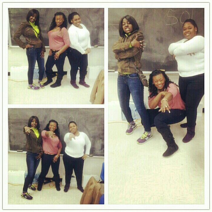 Me And My Girls :)