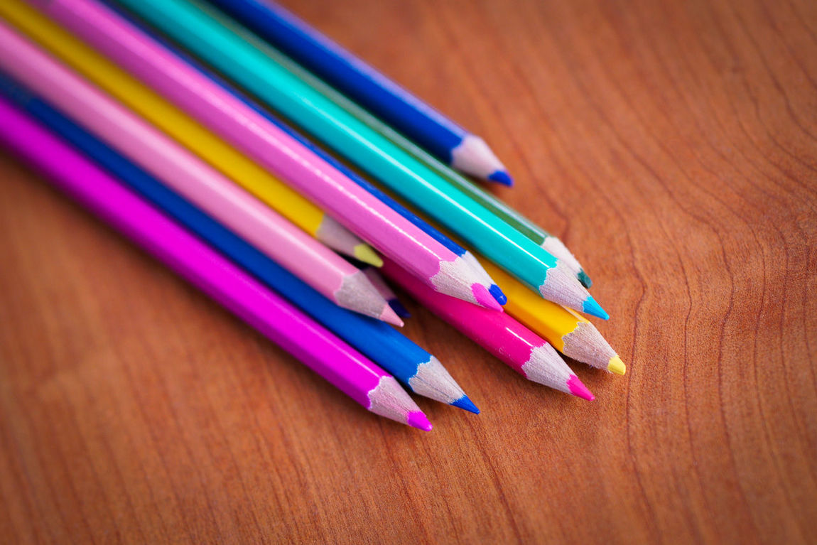 A bunch of colourful pencil getting ready for school Back Lit Back To School Back2school Close-up Colored Pencil Edu Education Educational Indoors  Multi Colored No People Pencil Pencil Shavings School Still Life Wood - Material