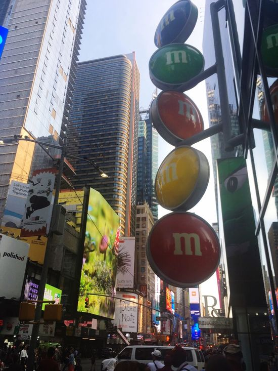 New York City M&m's World Photosfio