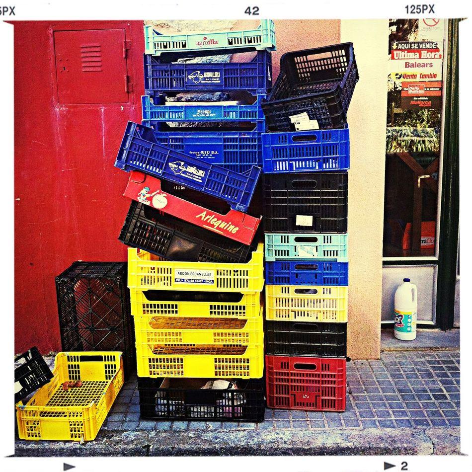 Town Mallorca Shop History