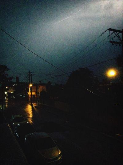 Light Relampago Sky Electric Storm