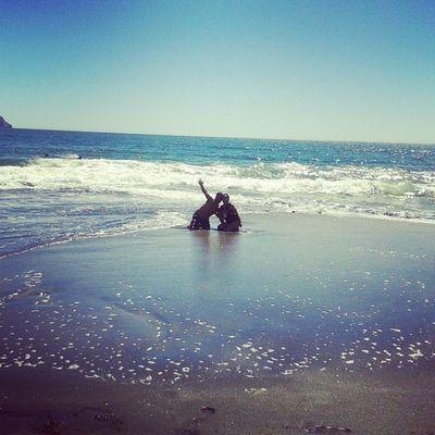 Hay que empezar a despedirse del verano Bye Sea Beach Sun fun people landscape summer
