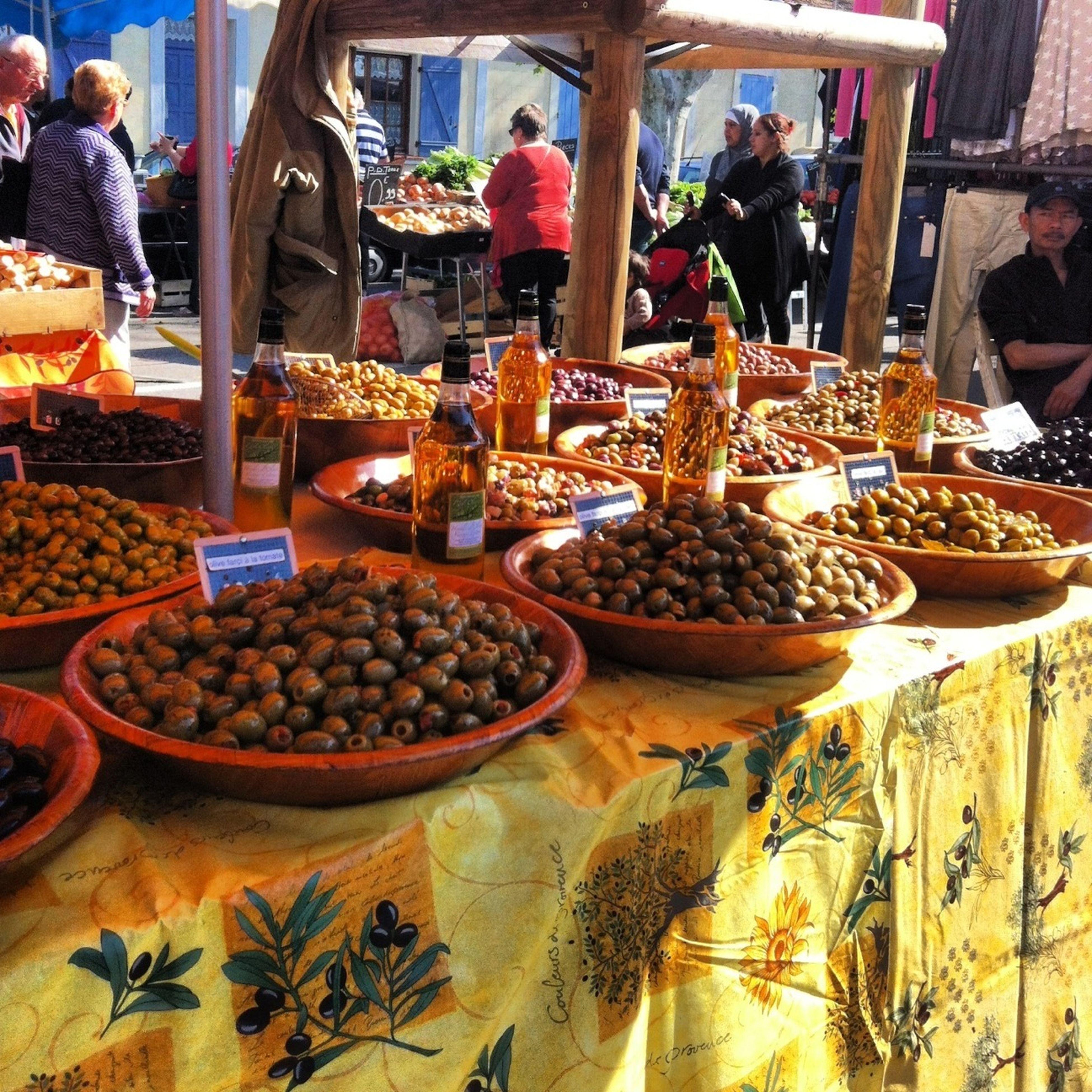 Olives Camargaises