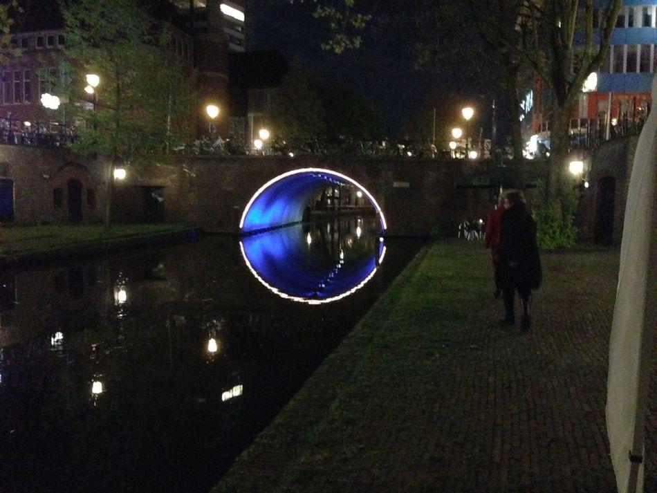 Utrecht Oudegracht Trajectum Lumen