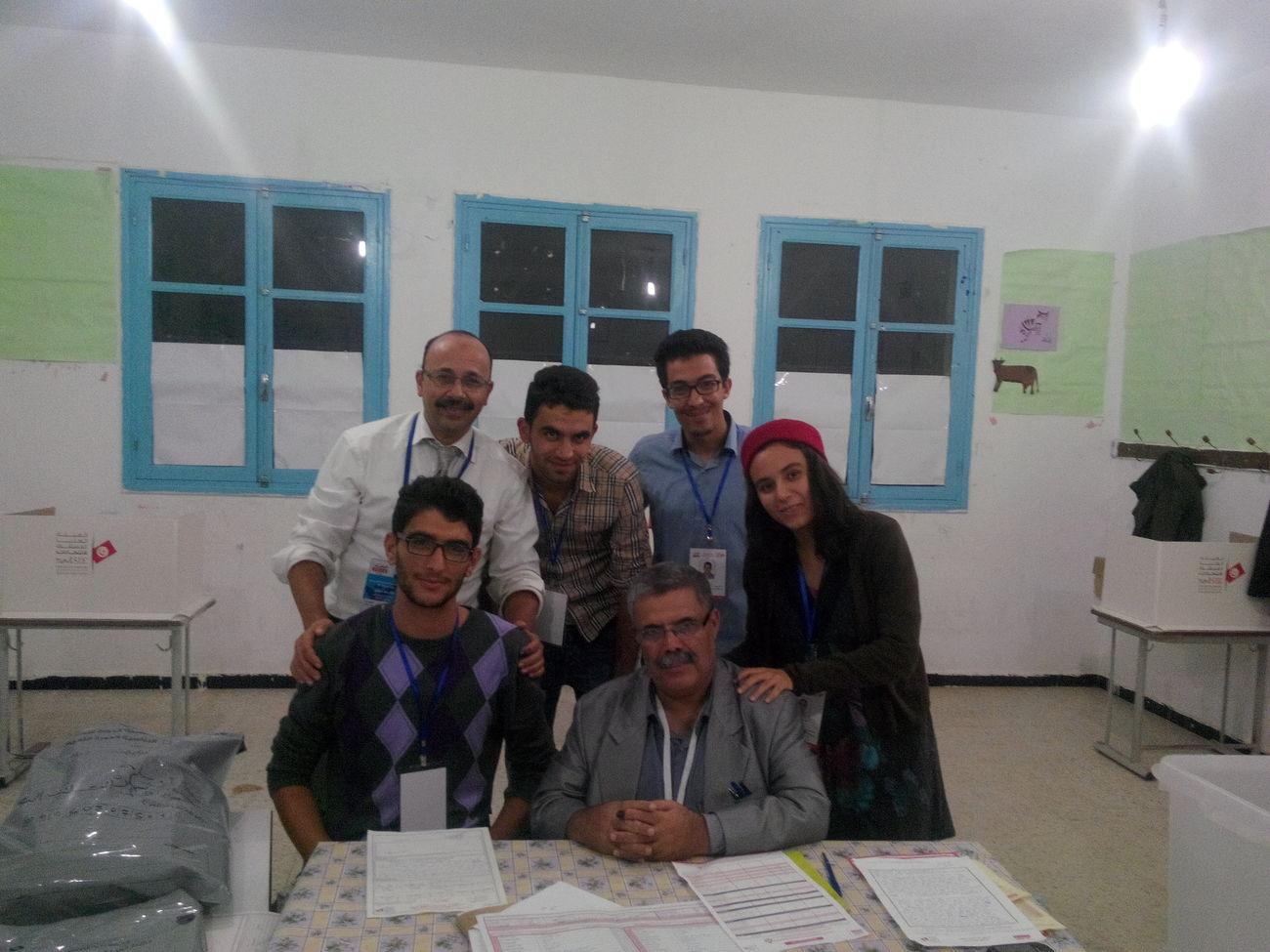 Bravo ..... Isie Mourakiboun Eyeemtunisia Preztn #vote4tunisia