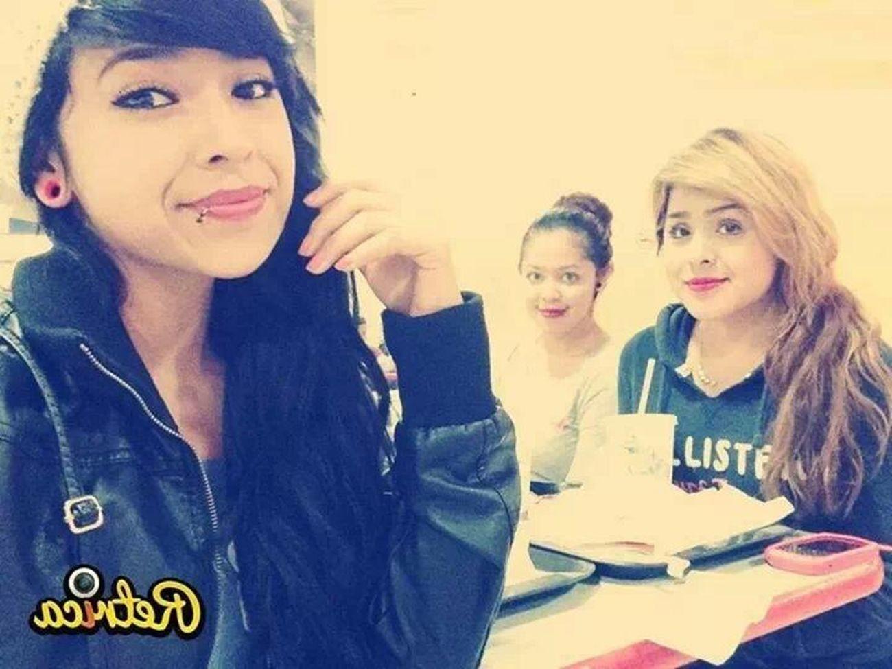 me and my Sisterr amd my Mainnigga TurnUp Dopehoodie ♥ ~ xx