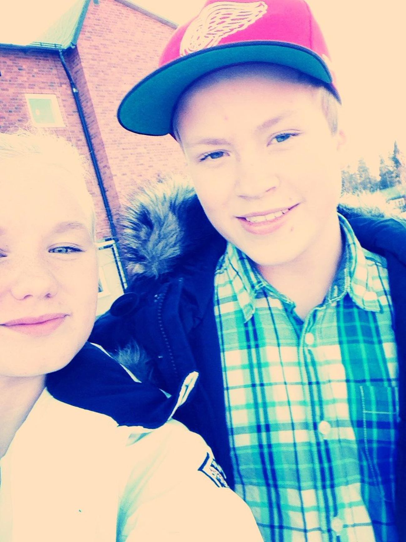 me and my bestfriend Jesper