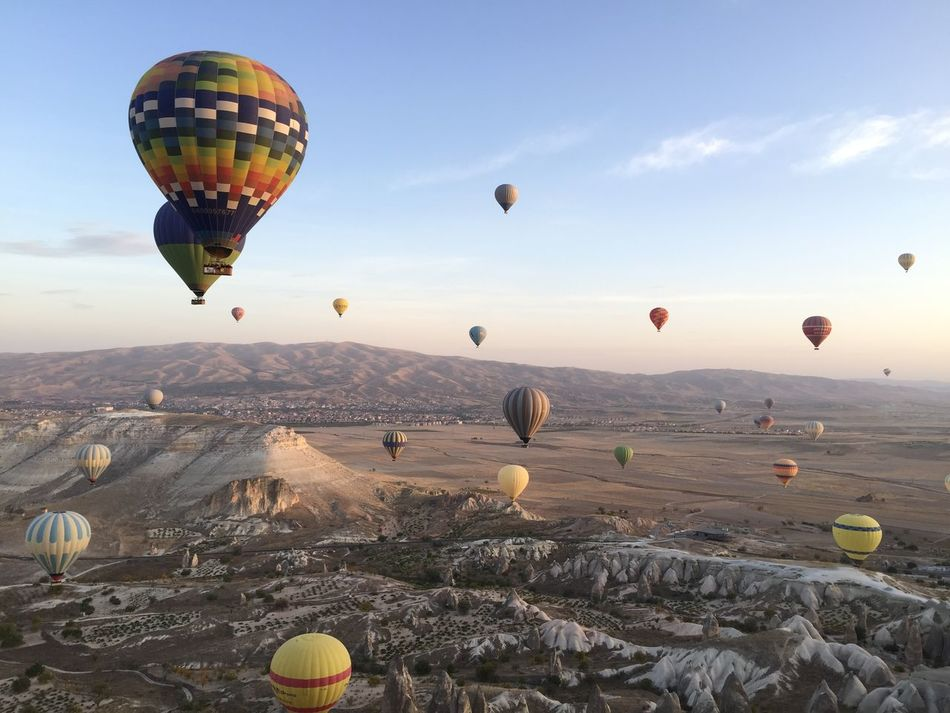 Beautiful stock photos of turkey, Adventure, Beauty In Nature, Day, Flying
