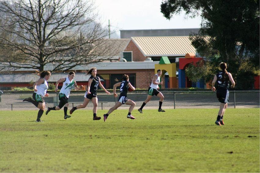 Women's Afl Tough Women Tasmania