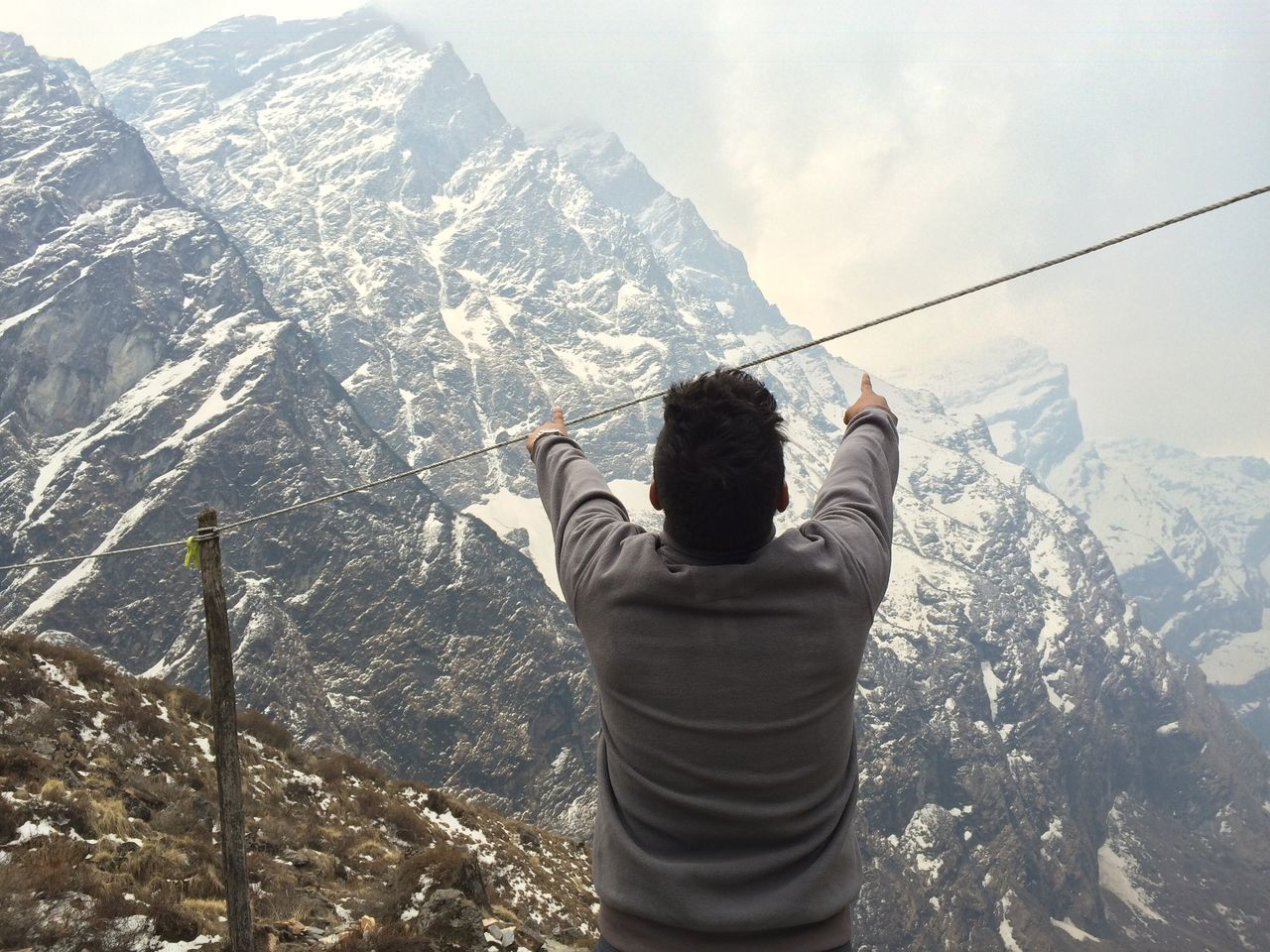 Beautiful stock photos of annapurna, Adventure, Cloud, Day, Escapism